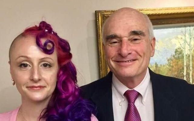 Violet Charles and Steve Cotler were killed at the end of June.