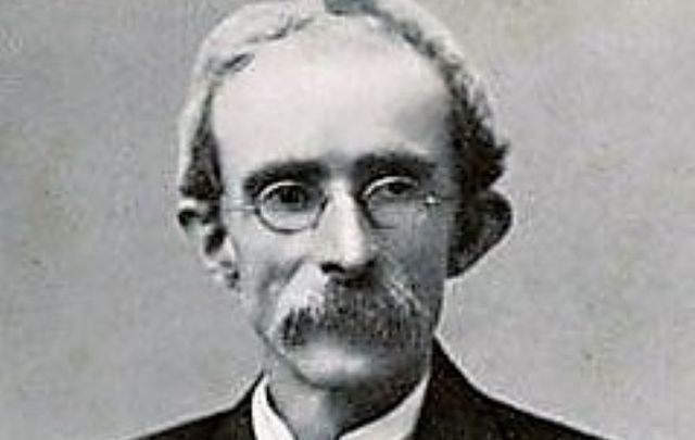 Clarke was executed for his part in the 1916 Rising.