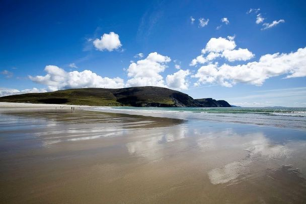 Trawmore Strand, Keel, Achill Island.