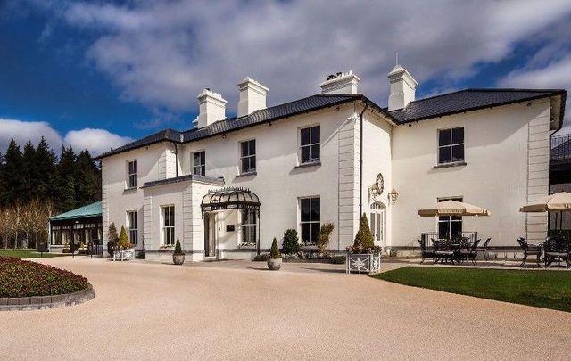 The Lodge at Ashford Castle, Cong, County Mayo.
