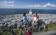 The ultimate bike ride route through The Burren, County Clare