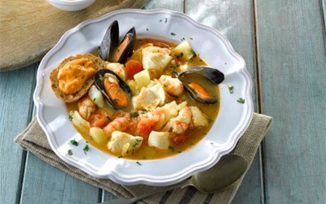 A fish stew recipe straight from the Irish food experts