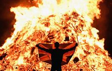 Belfast bonfire horror: UUP leader calls for regulations as teen burn victim in induced coma