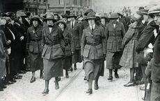 War of Independence hero Margaret Ward honored in Dublin