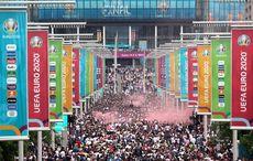 "Euro 2020 crowd trouble ""doesn't help"" Ireland's World Cup bid, says Taoiseach"