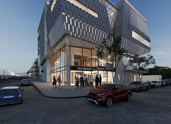 AIM HIGH: Artist\'s impression of new Irish centre in San Francisco