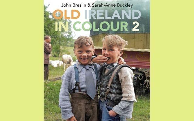 Old Ireland in Colour 2 will hit shelves in September 2021.
