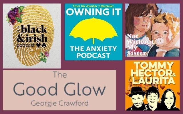 Monthly Irish podcast roundup.
