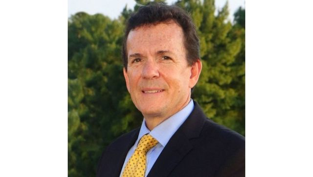 New Jersey State Senator Declan O'Scanlon.