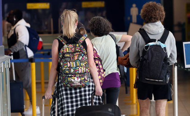 There were many joyful reunions in Ireland this week as the country relaxed its entry requirements for vaccinated travelers.