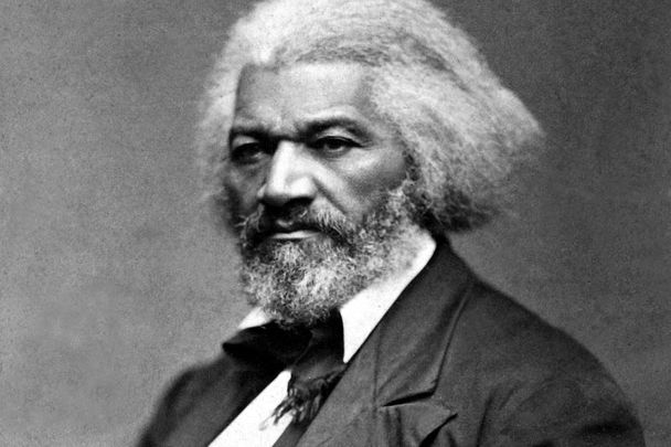 Renowned abolitionist Frederick Douglass.