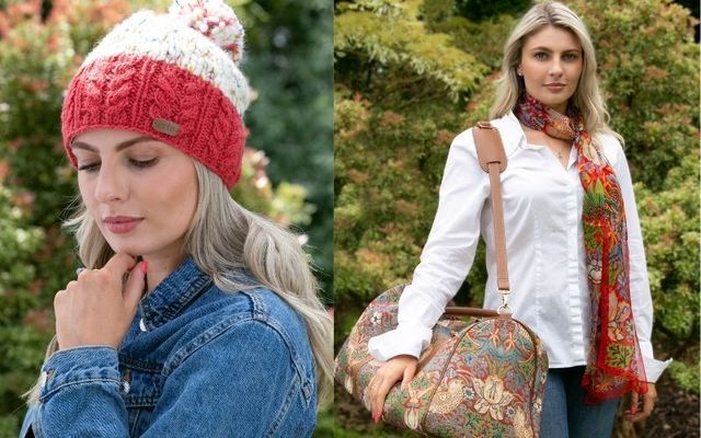 Exclusive reveal of Erin Knitwear\'s Autumn/Winter collection 2021