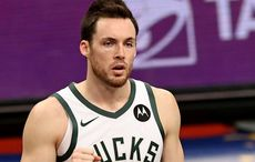 Milwaukee Bucks NBA Championship winning player could soon line out for Ireland