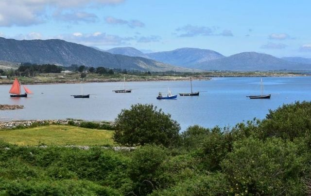 Conamara Láir is one of the most scenic areas of Ireland.