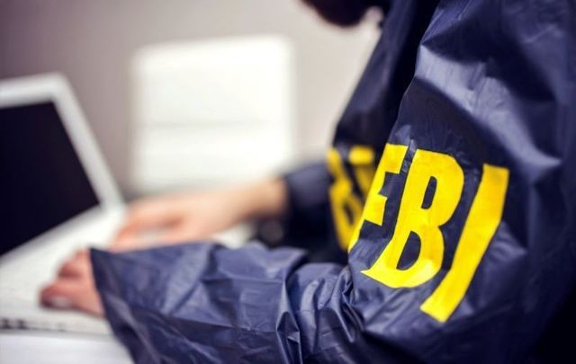 The FBI has accused Michael J. Facelle of downloading and distributing child porn.