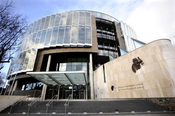 Dublin\'s Central Criminal Court, where the former Christian Brother\'s sentence hearing took place.