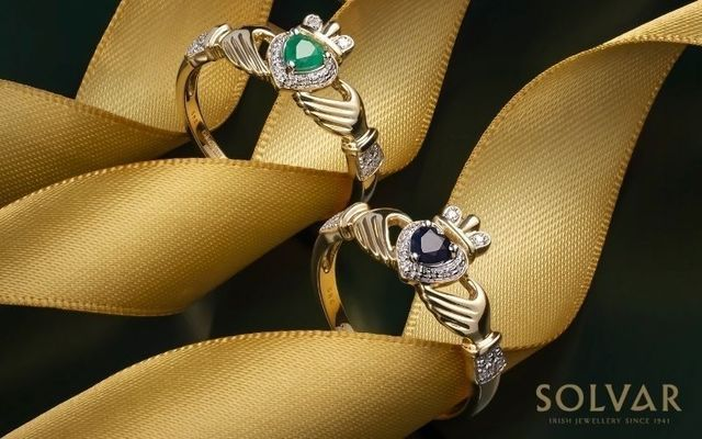 Solvar Irish Jewellery celebrates 80 years of creating their iconic Claddagh rings