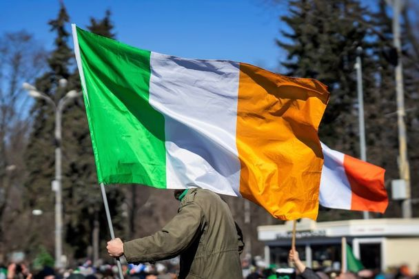 A long history of why the Irish should be proud.