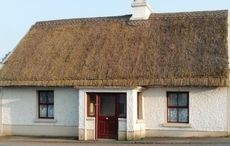 Famine-era Galway thatched cottage a bargain for just $170K