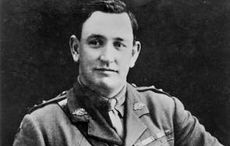 The gallant Lt. Dominic McCarthy, son of Irish immigrants