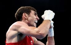 Irish boxer withdraws from Olympics after ankle injury, takes home bronze medal