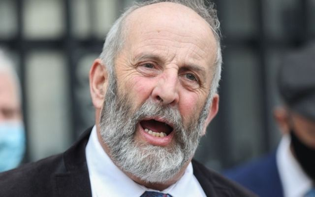 Independent TD Danny Healy-Rae.