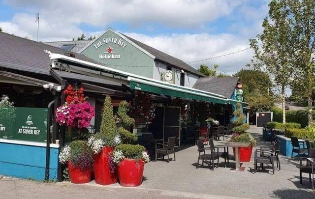 Silver Key pub and restaurant in Cork City.