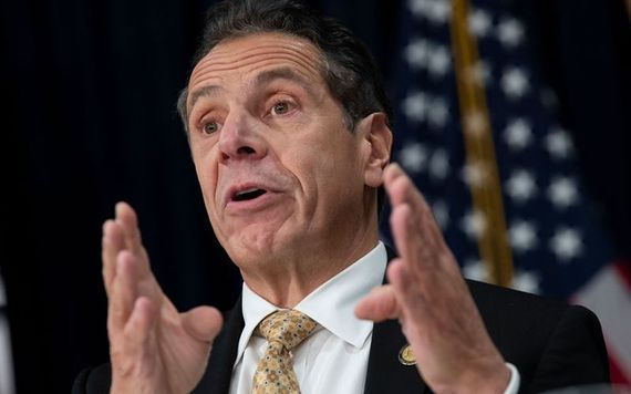 New York Governor Andrew Cuomo.\n
