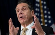"""Cuomo forced young female assistant to sing """"Danny Boy"""""""