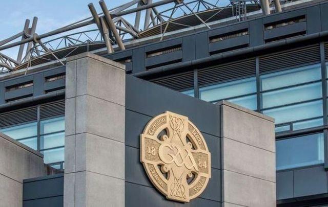 Croke Park in Dublin, the headquarters for the GAA.
