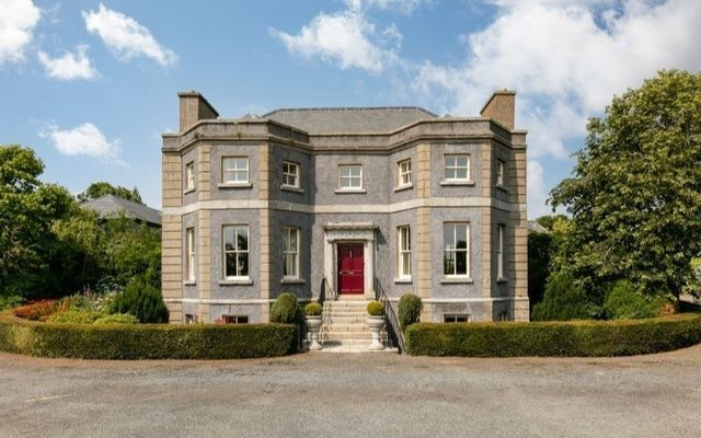 Burned down in a fire in 1977, Charlesfort House has been lovingly restored to its former glory.