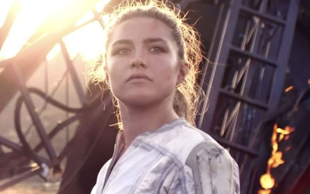 Hollywood actress Florence Pugh is currently filming in Ireland