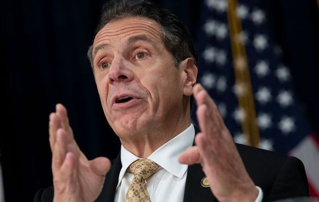 New York's Governor Andrew Cuomo has stepped down.