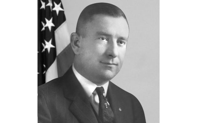 The first FBI agent to be killed, Edward C. Shanahan.