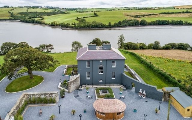 Ballywilliam House in Kinsale, County Cork
