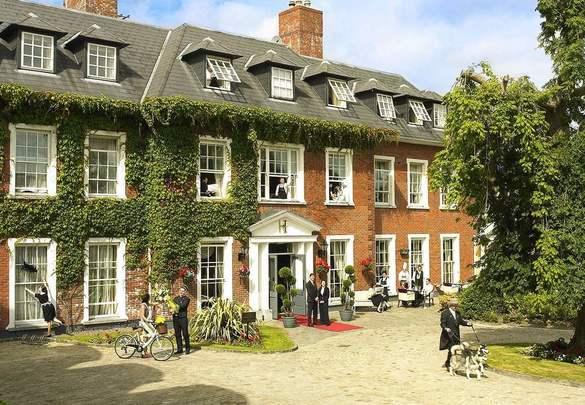 Hayfield Manor Hotel, Cork.