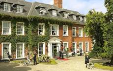 Country living in the city at Cork's Hayfield Manor
