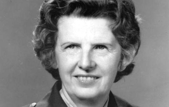 Ruby G. Bradley, Colonel, U.S. Army Nurse Corps Director, Nursing activities, Brooke Army Medical Center, Fort Sam Houston, Texas