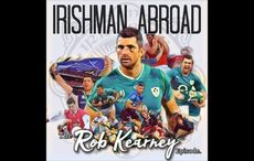 The Irishman Abroad asks why is Rob Kearney switching to Gaelic football?
