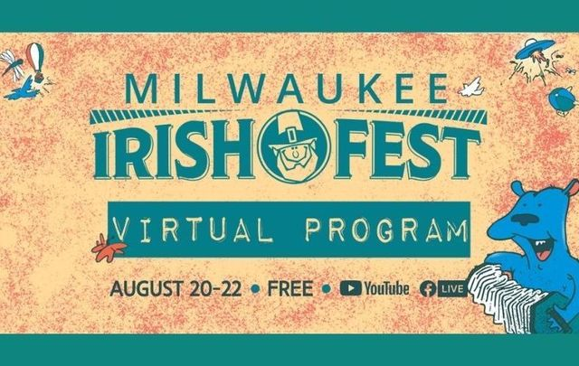 Milwaukee Irish Fest\'s virtual program streams live this weekend - tune in here on IrishCentral!