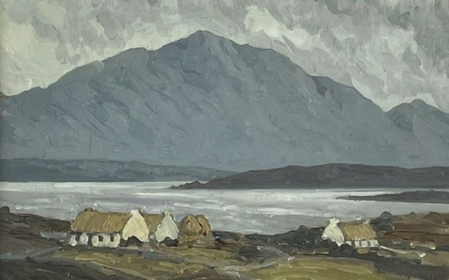 ""\""""In Connemara"""" is one of two recently discovered Paul Henry works up for sale at next month's auction.""640|400|?|en|2|8f1050eb76635afb0b0ad0d2440460c9|False|UNLIKELY|0.3665481507778168
