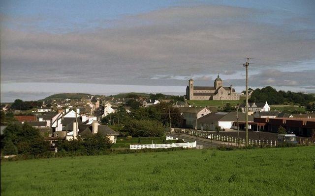 Carndonagh in 1996.