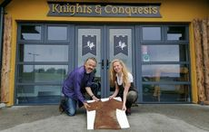 800-year-old Norman chain mail discovered in garden shed in Longford