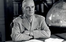 Irish American WWII spymaster William J. Donovan who was awarded the US Medal of Honor