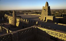 From here to Timbuktu: Daniel Houghton, the Irish Sahara desert explorer