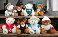 Meet the Paddy Pals: The last of the wild Irish teddy bears