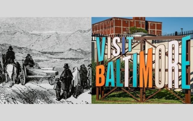How Irish Famine immigrants changed the city of Baltimore