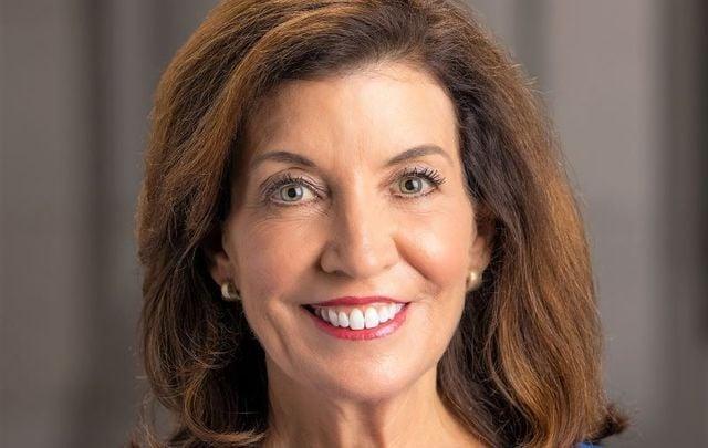 New York\'s new Governor Kathy Hochul has humble Irish roots.