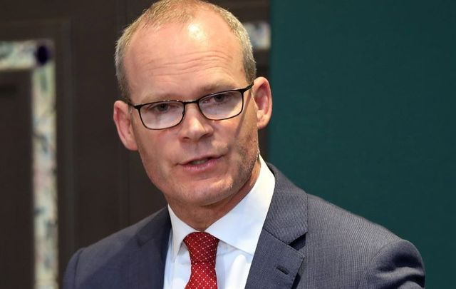 Ireland\'s Minister for Foreign Affairs Simon Coveney.