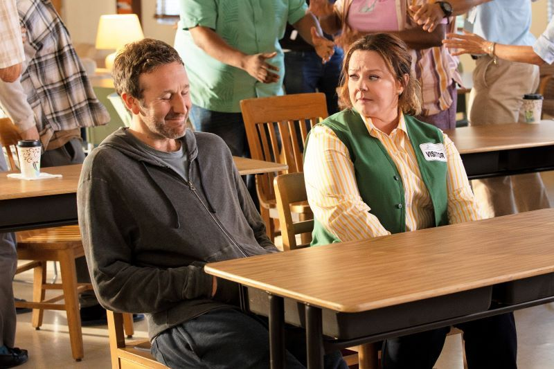 WATCH: Chris O'Dowd and Melissa McCarthy team up again for 'The Starling' - IrishCentral